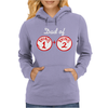 Dad Of Thing 1 And Thing 2 Womens Hoodie