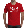 Dad Since Mens T-Shirt