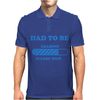 Dad To Be Funny Mens Polo