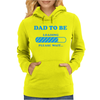 Dad To Be Womens Hoodie