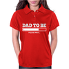 DAD TO BE Womens Polo