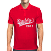 Daddy Since 2015 - Mens Funny Mens Polo