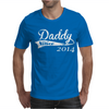 Daddy Since Mens T-Shirt