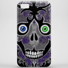 """Daddy Skully"" design by EBC. Purple Skull, modern design, bold look. Phone Case"