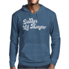 Daddy's Little Monster Mens Hoodie