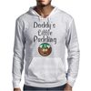 DADDY'S LITTLE PUDDING Mens Hoodie
