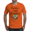 DADDY'S LITTLE PUDDING Mens T-Shirt