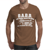 Dads Against Daughters Dating Mens T-Shirt