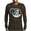 Dad's Army Captain Mainwaring Don't Tell Him Pike Mens Long Sleeve T-Shirt