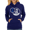 Dad's Army Captain Mainwaring Don't Tell Him Pike Womens Hoodie