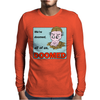 Dad's Army – Frazier, We're Doomed Mens Long Sleeve T-Shirt