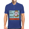 Dad's Army – Frazier, We're Doomed Mens Polo