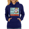 Dad's Army – Frazier, We're Doomed Womens Hoodie