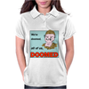Dad's Army – Frazier, We're Doomed Womens Polo