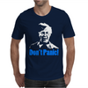 Dads Army Lance Corporal Jack Jones Don't Panic Mens T-Shirt