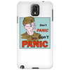 Dad's Army – Lance-Corporal Jones, Don't Panic Phone Case