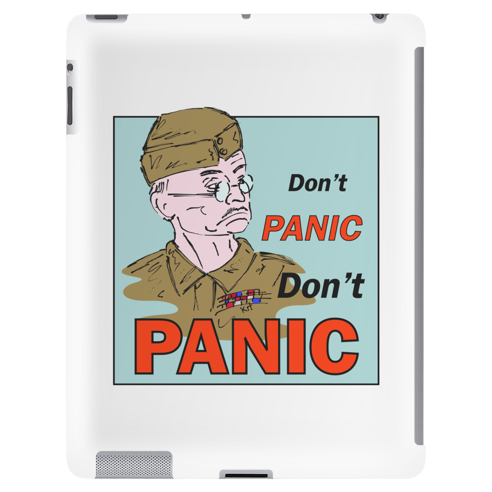 Dad's Army – Lance-Corporal Jones, Don't Panic Tablet