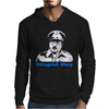 Dads Army Stupid Boy Mens Hoodie