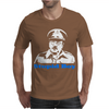 Dads Army Stupid Boy Mens T-Shirt