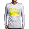 DADS TAXI Mens Long Sleeve T-Shirt