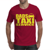 DADS TAXI Mens T-Shirt