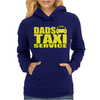 DADS TAXI Womens Hoodie