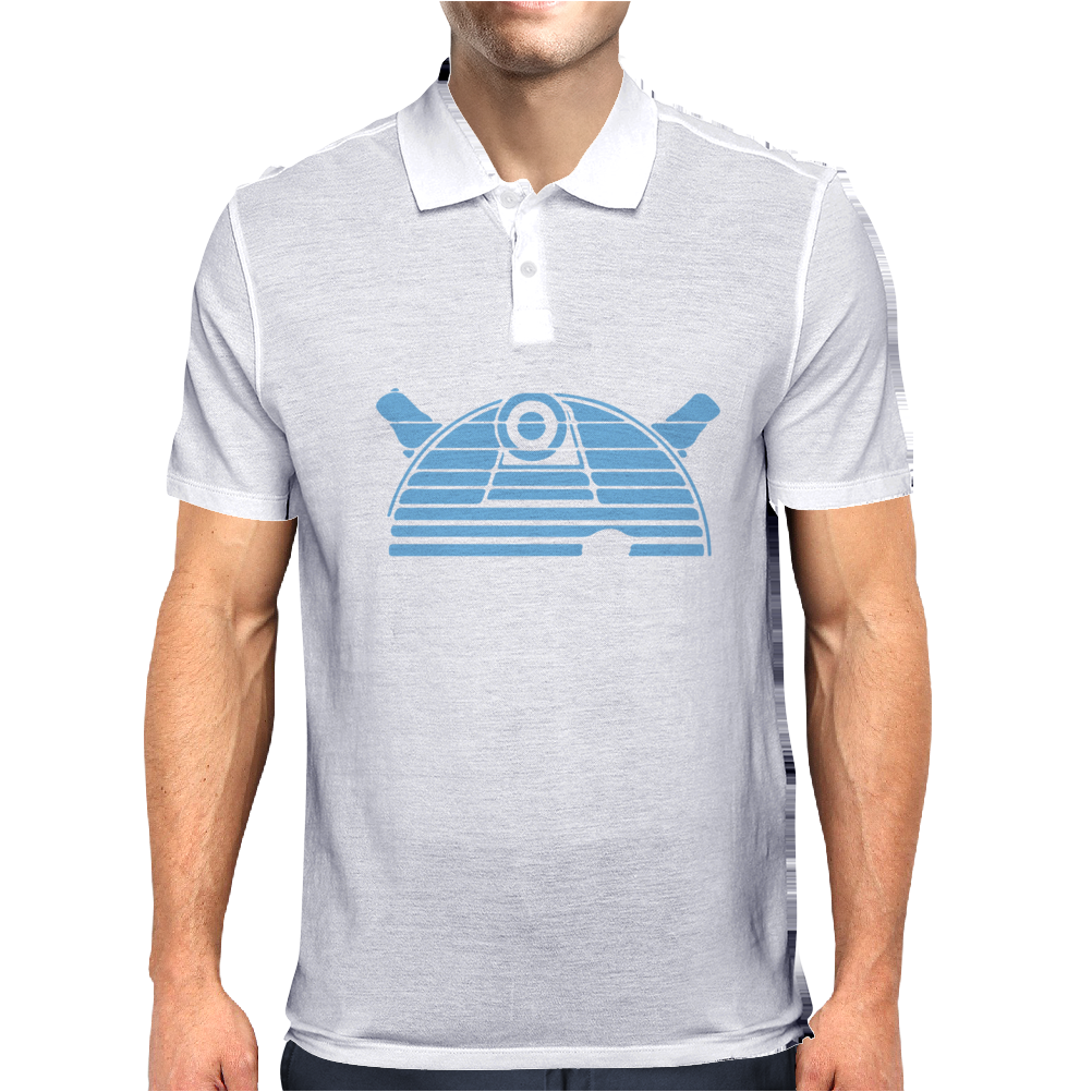 Dalek Dr Who Inspired Mens Polo