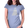 Dalek Yo-Yo Womens Fitted T-Shirt