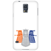 Daleks Color Phone Case