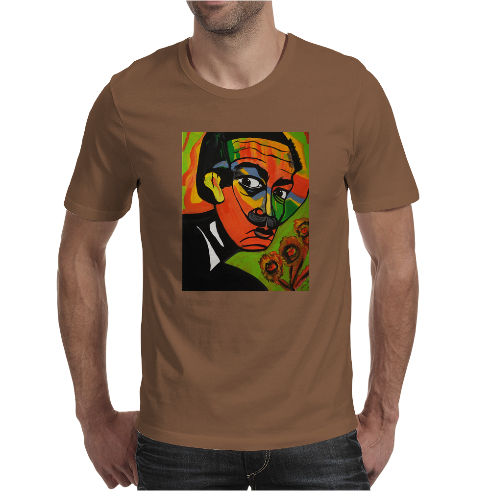 DALI Mens T-Shirt
