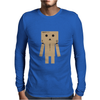 Danbo Mens Long Sleeve T-Shirt