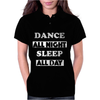 Dance All Night. Womens Polo