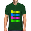 Dance Dance Mens Polo