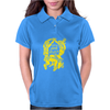 Dance Floor Justice Record Womens Polo
