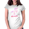 Dance like a Unicorn Womens Fitted T-Shirt