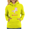 Dance like a Unicorn Womens Hoodie