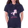 Dance like a Unicorn Womens Polo