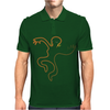 Dancer 1 art Mens Polo