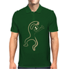 Dancer 5 art Mens Polo