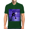 Dancing frog Mens Polo