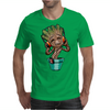 Dancing Groot Mens T-Shirt