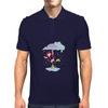 Dancing in the rain Mens Polo