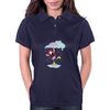 Dancing in the rain Womens Polo