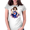 Danny Sexbang Womens Fitted T-Shirt