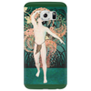 Danza naranja Phone Case