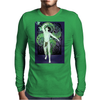 Danza Verde Mens Long Sleeve T-Shirt