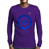 Darby Crash Germs Inspired Geek T-Shirt Mens Long Sleeve T-Shirt