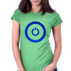 Darby Crash Germs Inspired Geek T-Shirt Womens Fitted T-Shirt