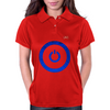 Darby Crash Germs Inspired Geek T-Shirt Womens Polo