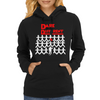 Dare To Be Different (For Men) Womens Hoodie